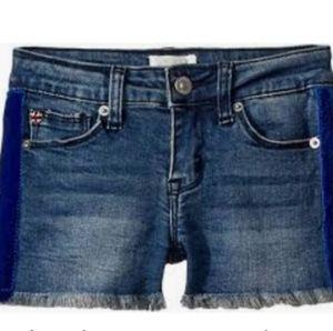 CNWT Hudson 'Gabby' Denim Cutoff Shorts Sz 8